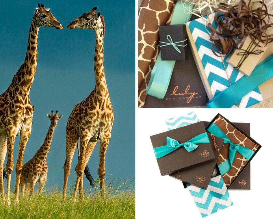 Giraffe inspired