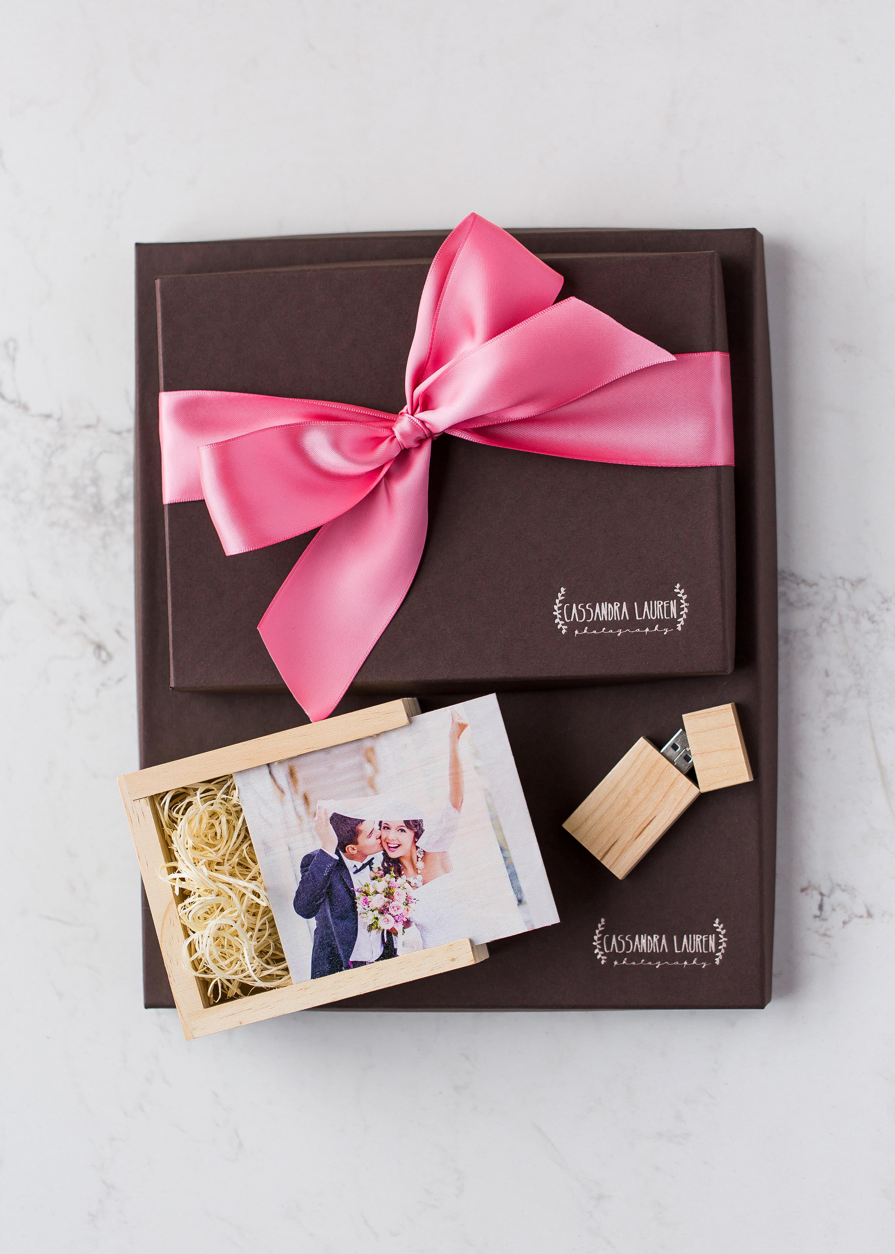 Deluxe Chocolate Portrait Box