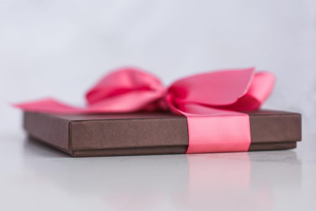 Chocolate Deluxe Portrait Box