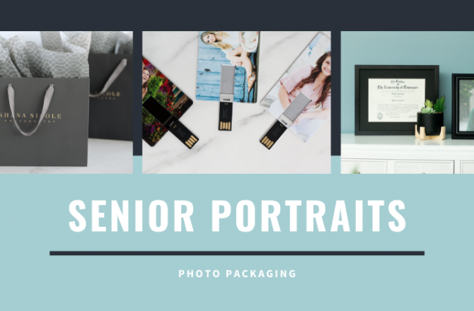 Top Photo Packaging for Senior Portraits