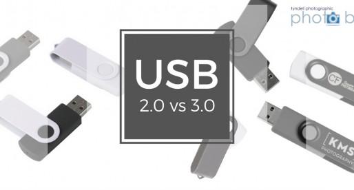 2.0 vs 3.0 USB | a BIG deal for photographers
