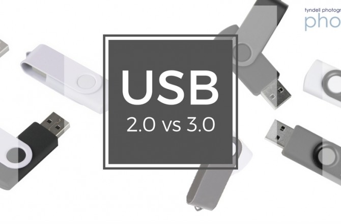 2.0 vs 3.0 USB   a BIG deal for photographers