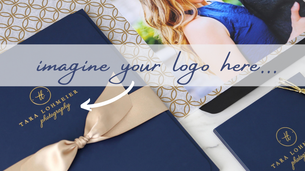 Customize your packaging with your logo